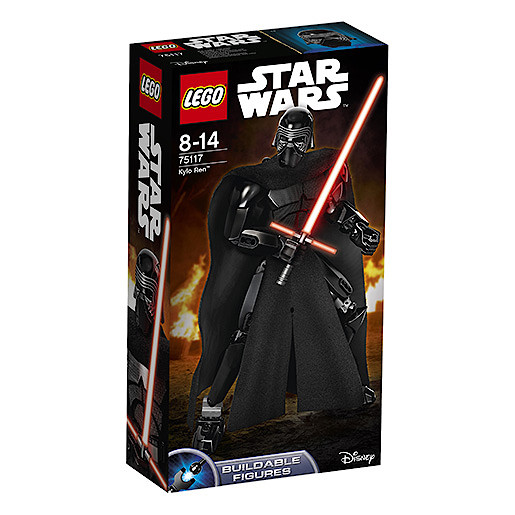 LEGO Star Wars Buildable Kylo Ren - 75117