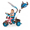 Little Tikes 4-in-1 Sports Edition Trike - Blue