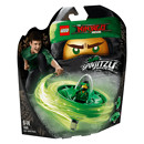 LEGO The Ninjago Movie Lloyd - Spinjitzu Master - 70628