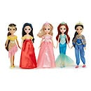 Moxie Girlz Storytime Princess 5 Fashion Dolls