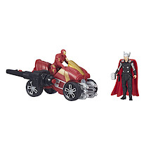 Marvel Avengers Age of Ultron Thor and Iron Man Figures