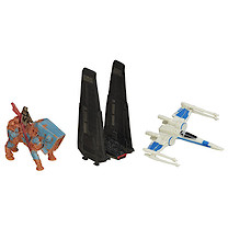 Star Wars Micro Machines Desert Invasion Set