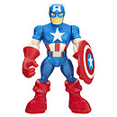 Playskool Heroes Marvel Super Hero Adventures - Captain America Figure