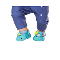 BABY Born Shoes & Funny Pins  (Colours Vary)