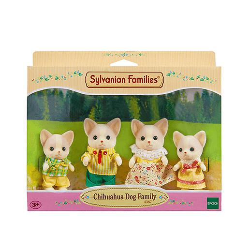 Sylvanian Families Chihuahua Dog Family