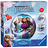 Ravensburger Disney Frozen 3D Puzzle Ball - 72 Pieces