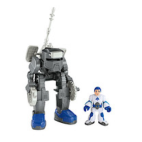 Fisher-Price Imaginext - Alpha Exosuit Figure and Vehicle