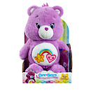 Care Bears Medium Soft Toy with DVD - Best Friend Bear