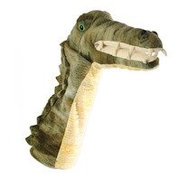 Long-Sleeved Glove Puppet - Crocodile
