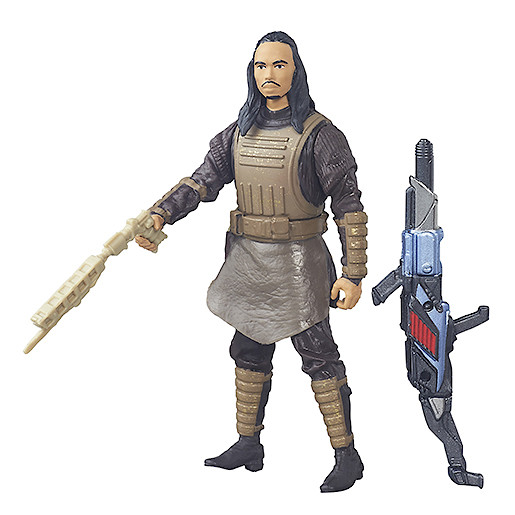 Star Wars The Force Awakens 9cm Tasu Leech Combine Figure