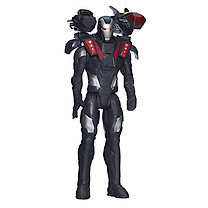 Marvel Avengers Titan Hero Series Marvel's War Machine Figure