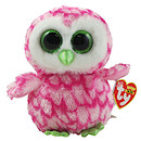Ty Beanie Boos - Bubbly the Owl Soft Toy