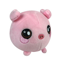 Animagic Plush Squishamals - Pig