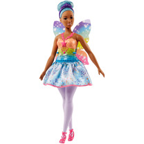 Barbie Fairy Doll - Blue Hair