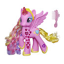 My Little Pony Cutie Mark Magic Glowing Hearts Princess Cadance Figure