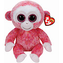 Ty Beanie Boo Buddy - Ruby the Monkey Soft Toy