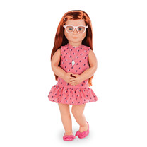 Our Generation 46cm Sabina Party Plans Go Pop Deluxe Doll
