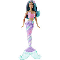 Barbie Fairytale Mermaid Doll - Candy Fashion