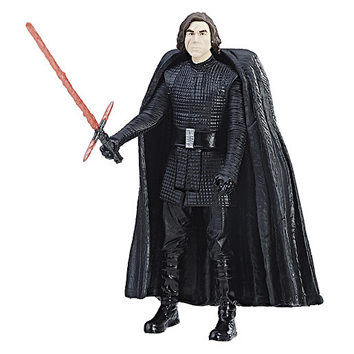 Star Wars Kylo Ren Force Link Figure