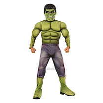 Marvel Avengers Age of Ultron Deluxe Hulk Costume (5-7 years)