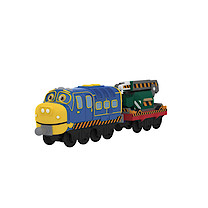 Chuggington Brewster with Car