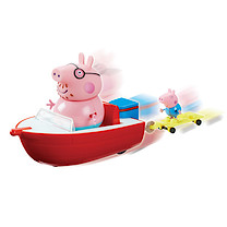 Peppa Pig Holiday Splash Speedboat