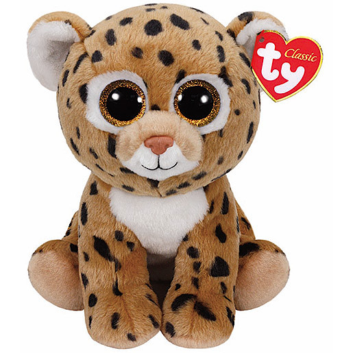 Ty Beanie Babies 25cm Classic Soft Toy - Freckles