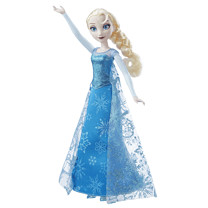 Frozen Musical Lights - Elsa Doll