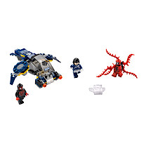 Lego Marvel Super Heroes Carnage's SHIELD Sky Attack - 76036
