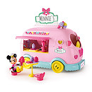 Disney Minnie Mouse Sweets and Candies Van with Minnie Mouse