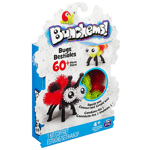 Image of Bunchems Bugs Creation Pack