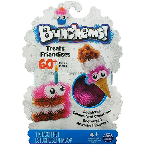 Image of Bunchems Ice Cream Creation Pack