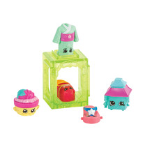 Shopkins 5 Pack - Series 8 Asia