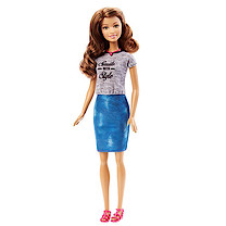 Barbie Fashionistas Doll - Smile with Style