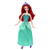 Disney Sparkle Princess - Ariel Doll