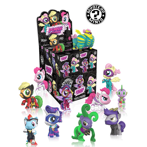 Funko Mystery Minis - My Little Pony Power Ponies (One figure supplied)