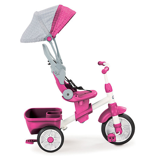 Little Tikes Perfect Fit 4in1 Trike (Pink)