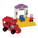 Peppa Pig PlayBig Blox Train Stop Construction Set