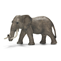 Schleich African Male Elephant