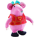 Clangers Whistle and Dance Mother Soft Toy
