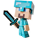 Minecraft Diamond Edition Steve Figure with Accessories