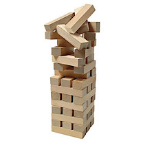 Jumbling Tower in a Box Game