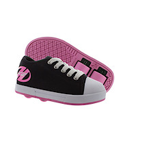 Heelys Black and Pink X2 Fresh Skate Shoes - Size 3