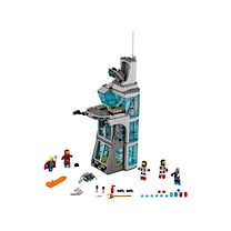Lego Marvel Super Heroes Avengers Attack on Avengers Tower - 76038