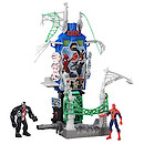 Marvel Ultimate Spider-Man Sinister 6 Web City Showdown Playset
