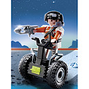 Playmobil Top Agent with Balance Racer - 5296