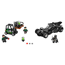 LEGO DC Comics Super Heroes Kryptonite Interception - 76045