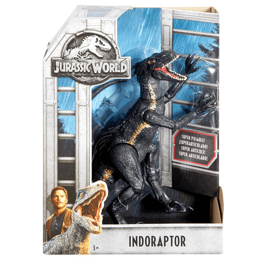 Jurassic World Indoraptor Dinosaur Action Figure
