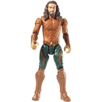 Justice League True Moves Aquaman Figure