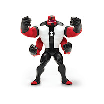Ben 10 Deluxe Figure - Fourarms